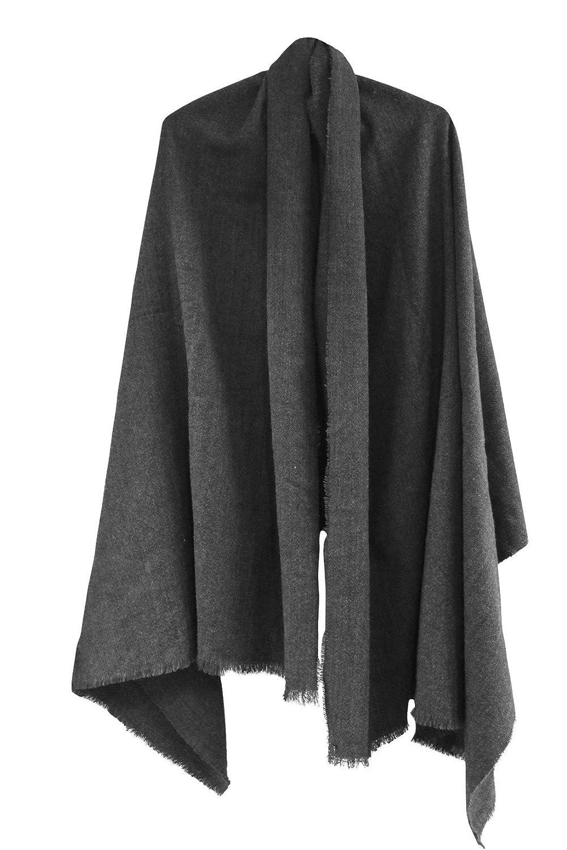 Nilin Unisex Super Warm Shawl With Simple Design
