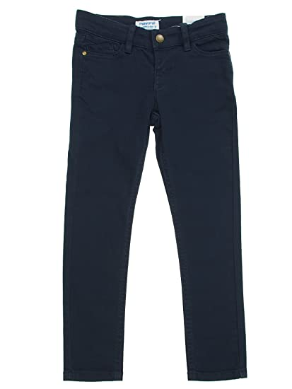 9cd03eb4 Mayoral 28-03544-024 - Twill Pants Super Slim fit for Boys 2 Years Navy:  Amazon.co.uk: Clothing