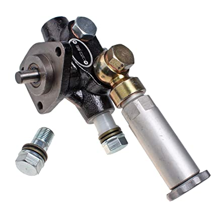Amazon com: Mover Parts Fuel Pump 11-7433 117433 for Thermo