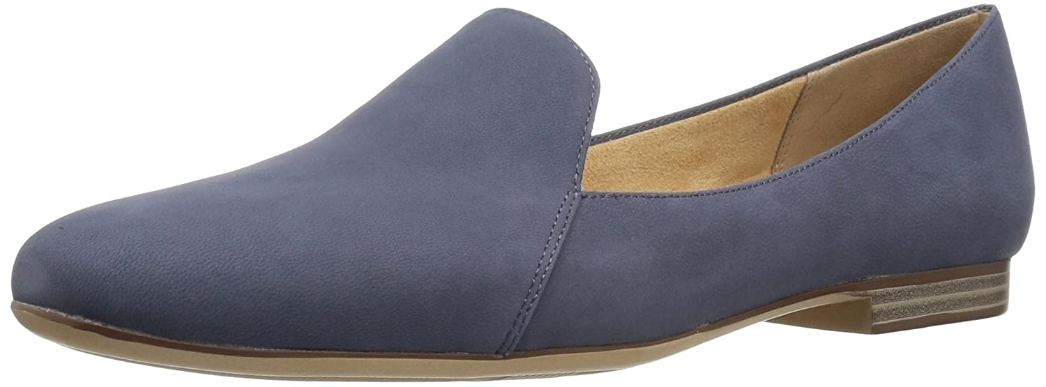 Naturalizer Women's Emiline Slip-on Loafer B06Y5NSWH3 6 B(M) US|Blue