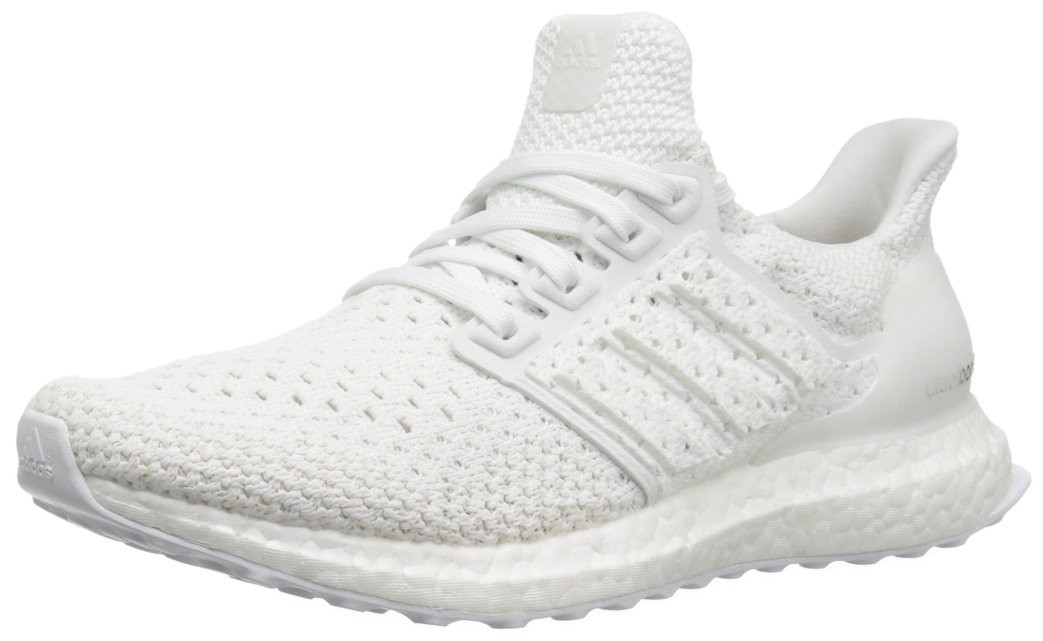 adidas Men's Ultraboost Clima, WhiteBrown, 9.5 M US