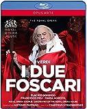 Verdi:I Due Foscari [Placido Domingo; Francesco Meli; Maria Agresta; Royal Opera Chorus; Orchestra of the Royal Opera House,Antonio Pappano] [Opus Arte: BLU RAY] [Blu-ray] [Region Free] [NTSC]