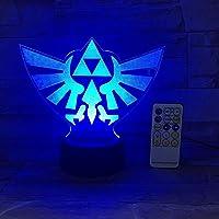 FaceToWind The Legend of Zelda Triángulo 3D USB