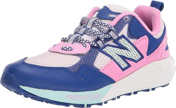 New Balance Girls Fresh Foam Crag Running Shoes