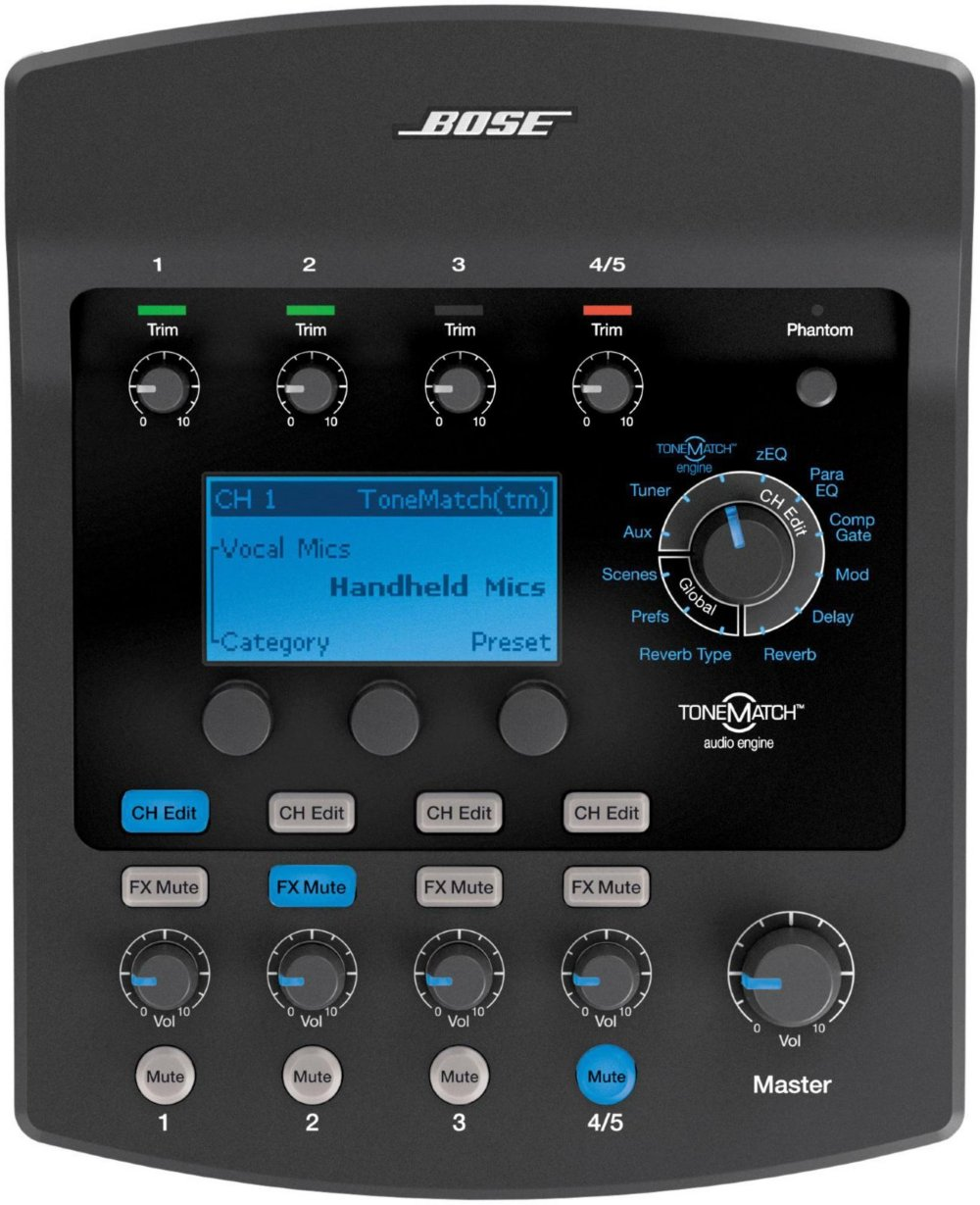 Bose L1 Model II Single B2 Bass with T1 Audio Engine