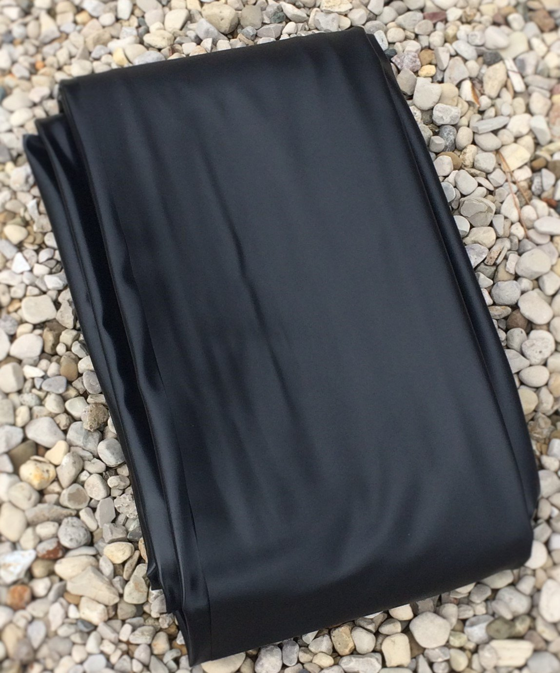 8 x 15 Black for Koi Ponds and Water Gardens Pond Liner