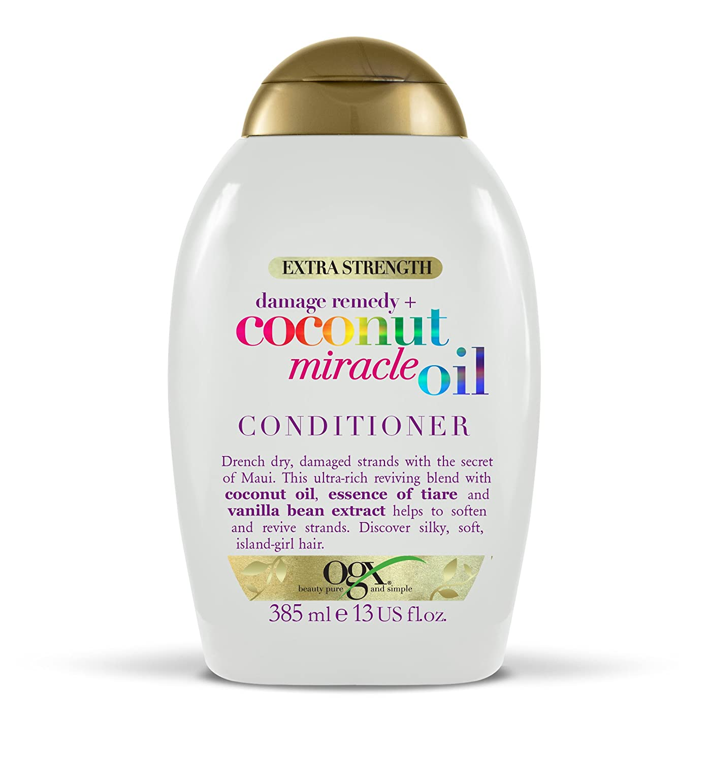 OGX Damage Remedy + Coconut Miracle Oil Conditioner 385 ml OGX BEAUTY 97221