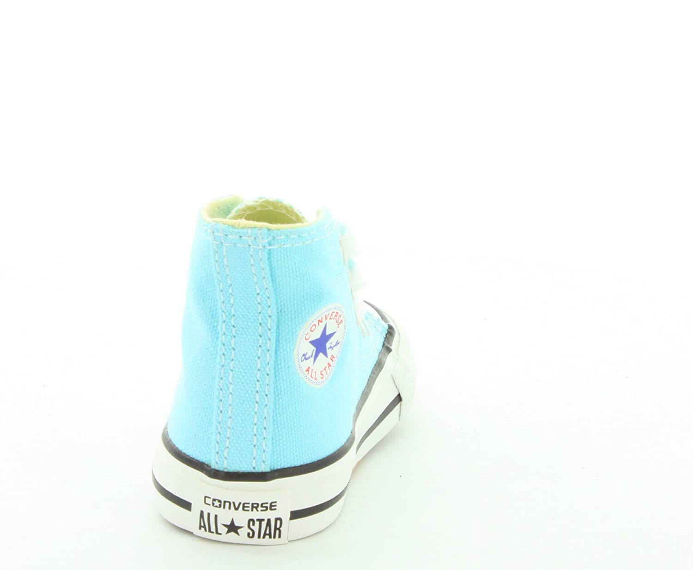0c9542e84d2c Amazon.com  Converse Kids  Chuck Taylor All Star Hi (Infant Toddler)  Shoes