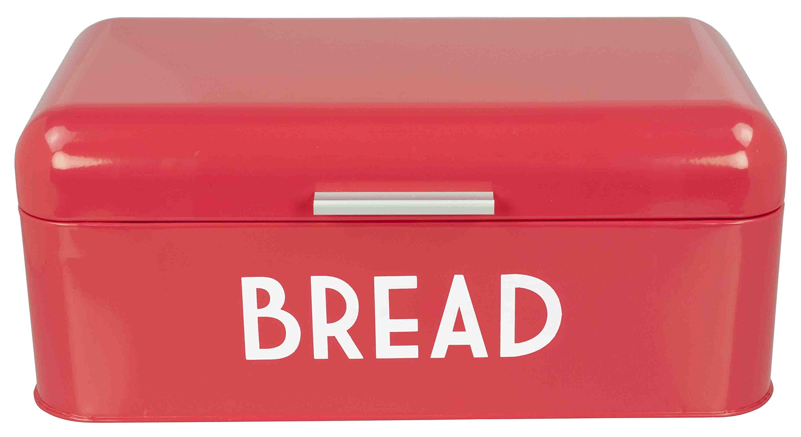 Home Basics BB44455 Metal Bread Box with Lid