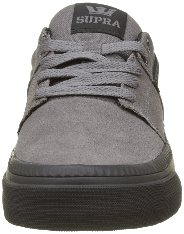 Amazon II Grey es Botas Vulc caño Hf SupraStacks 41 de Black bajo y Zapatos Gris Hombre complementos Gris OdqnvOwx