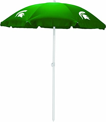 NCAA Michigan State Spartans Portable Sunshade Umbrella