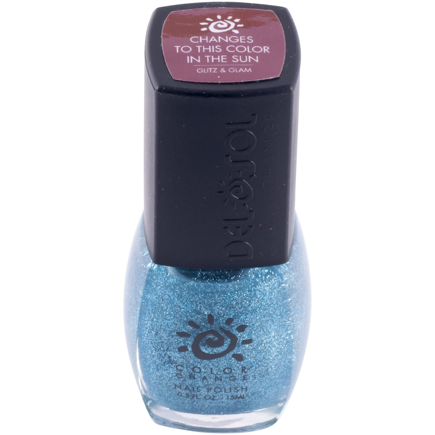 Amazon.com : Del Sol Color Changing Nail Polish, Quick Dry Lacquer ...