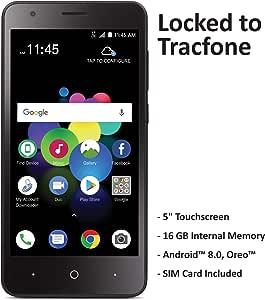 Amazon.com: Tracfone ZTE Blade T2 Lite 4G LTE Prepaid ...
