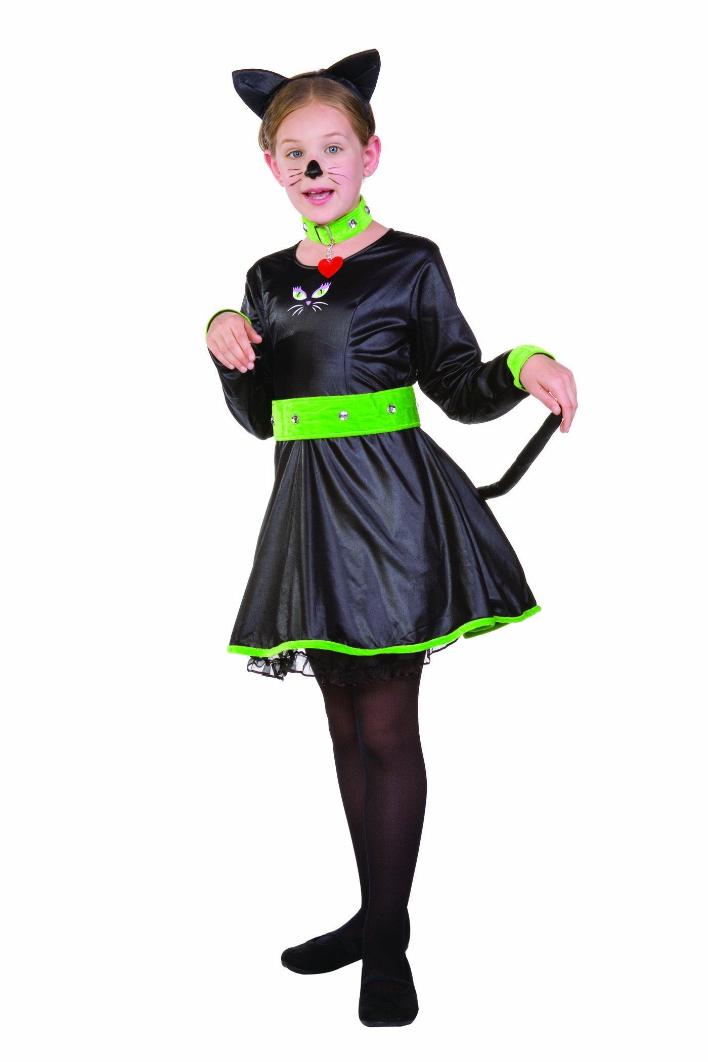 RG Costumes Kittie Cat Costume, Child Large/Size 12-14