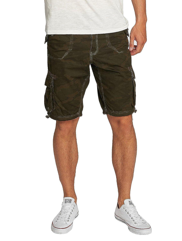TALLA S. Brave Soul Hombres Pantalones/Pantalón Cortos George