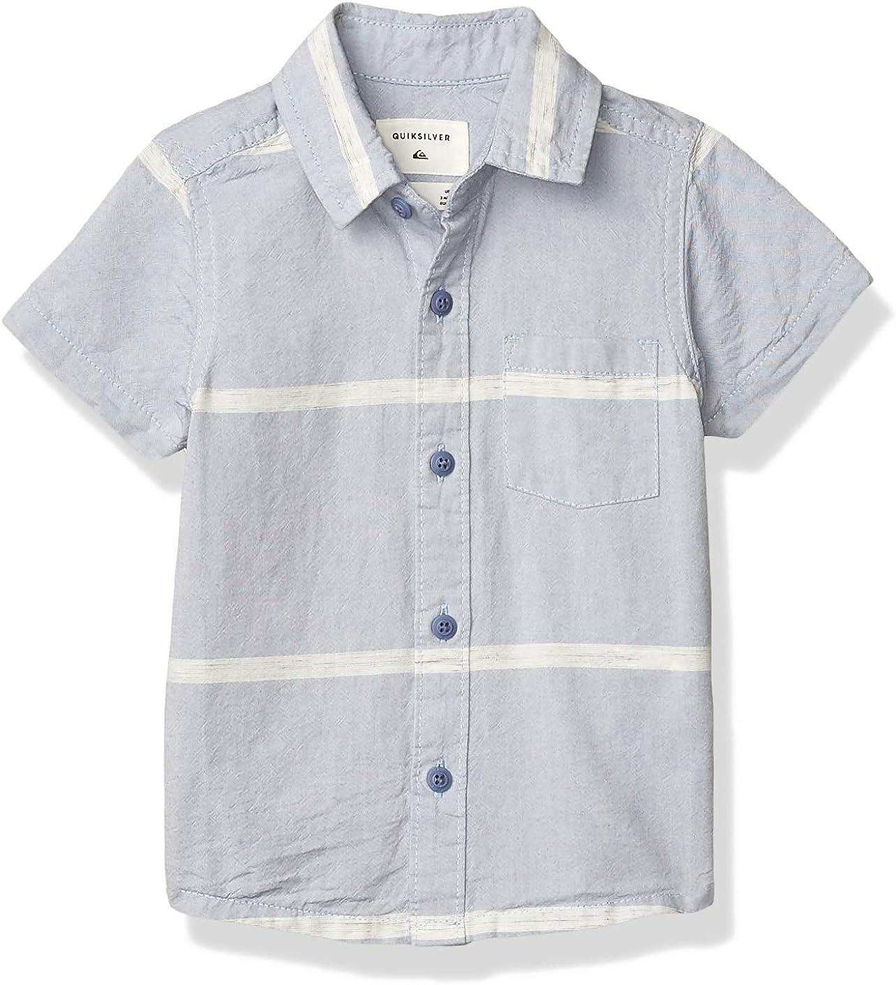 Quiksilver Little Kalua Kobi Short Sleeve Boy Woven