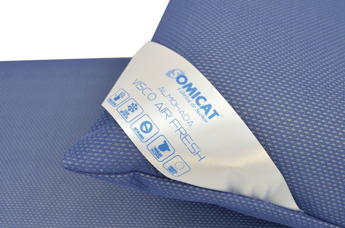 HABITMOBEL Pack Colchon Visco Muelles 32 cm, 190 x 135 cm + Canape + Almohada: Amazon.es: Hogar