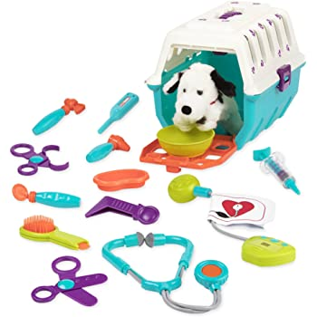 Amazon.com: Dalmatian Vet Kit, 15-Piece: Toys & Games