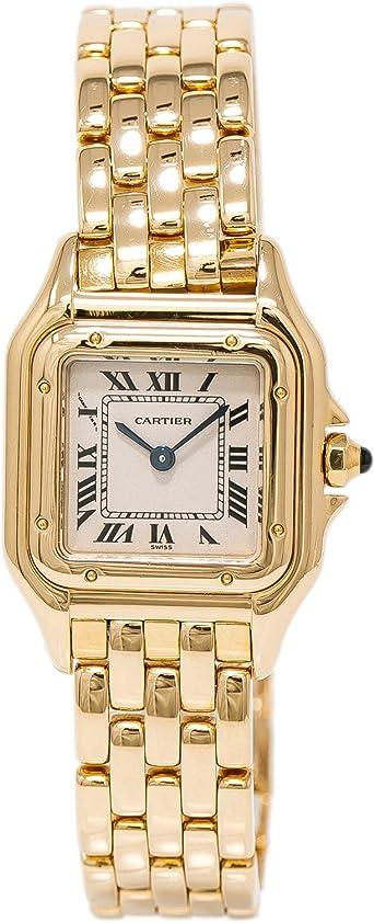 reloj cartier panthere segunda mano