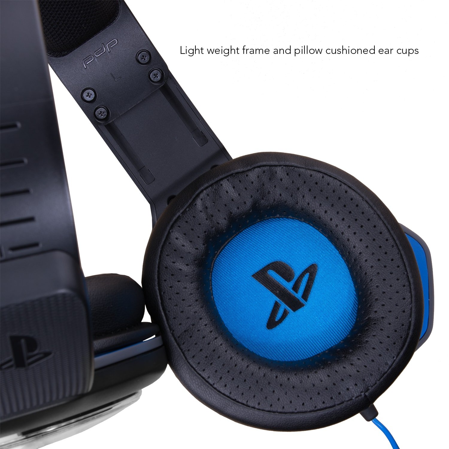 PS4 Afterglow AG 6 Wired Gaming Headset