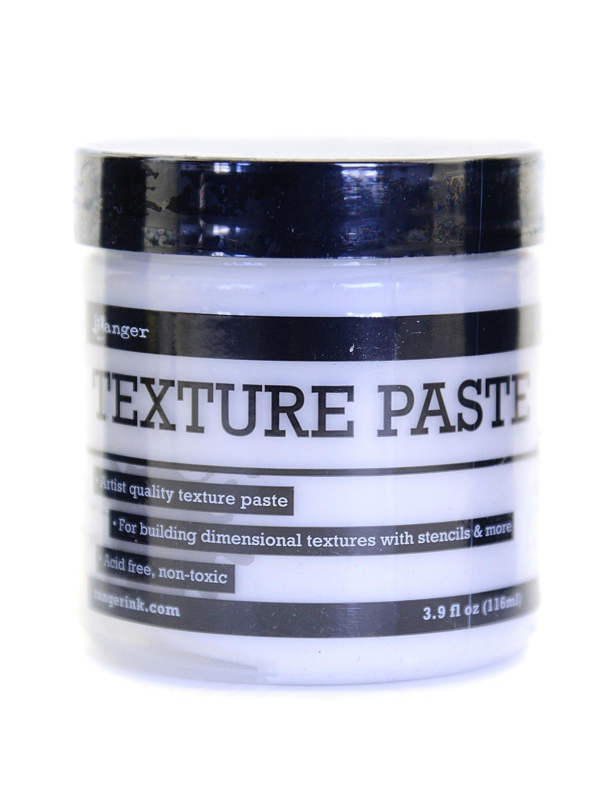Ranger Texture Paste opaque 4 oz. jar [PACK OF 3 ]