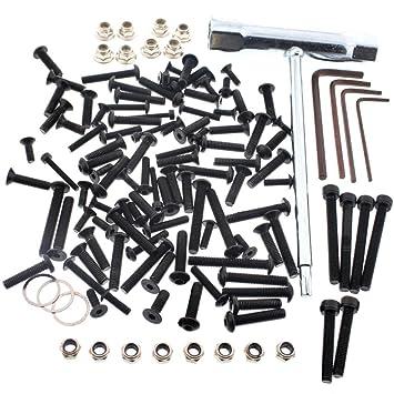 Losi 1/5 desierto Buggy XL * 140 + juego de tornillos y Kit de herramientas y llave de bujía *: Amazon.es: Juguetes y juegos
