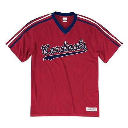 the best attitude 4d39b ae00d Amazon.com : Mitchell & Ness St Louis Cardinals Men's ...
