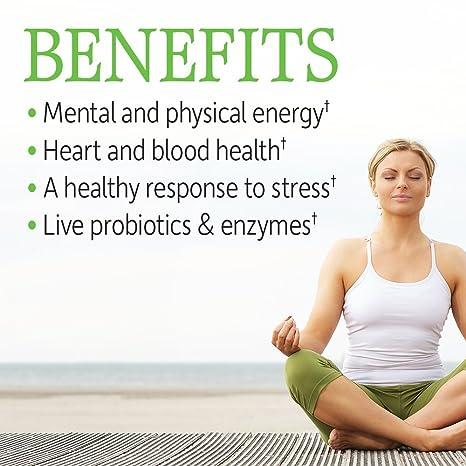 Amazon.com: Garden of Life Vitamina vegana B – Vitamina ...