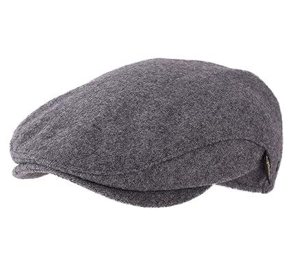 fde498e5a2c Wegener Biarni Flat Cap at Amazon Men s Clothing store