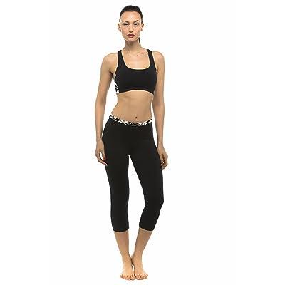 Private Island Women Plus Size UPF 50+ Swim Tank Bra Short Top Rash Guard at Women's Clothing store
