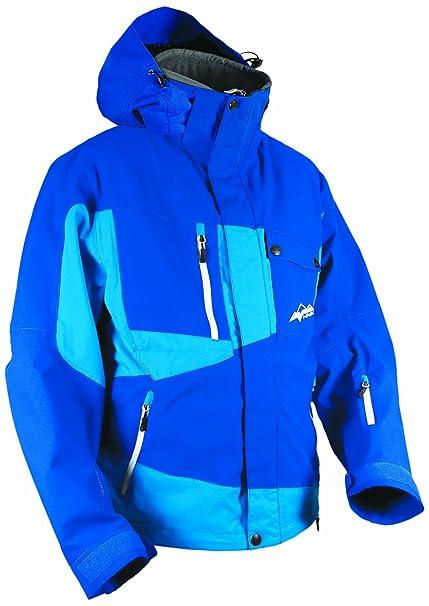 ea199f61 Amazon.com: HMK Men's Peak 2 Jacket (Green/Blue, Large): Automotive