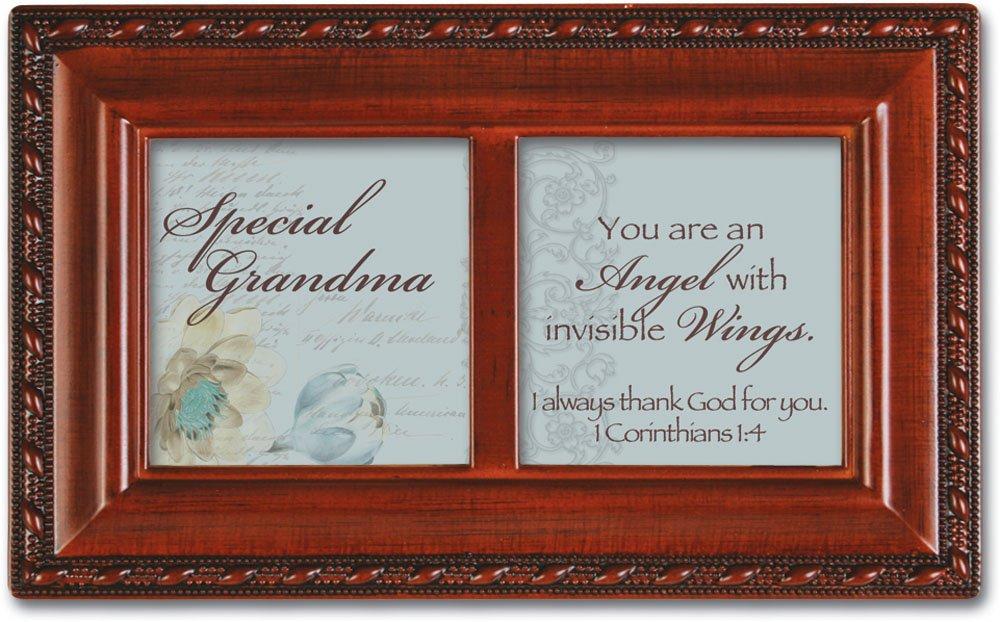 人気ブラドン Cottage Garden Special B00BRXC74Q Grandma Woodgrain How Grandma Petite Music Box/ Jewellery Box Plays How Great Thou Art B00BRXC74Q, 卸売:4b637a9a --- arcego.dominiotemporario.com