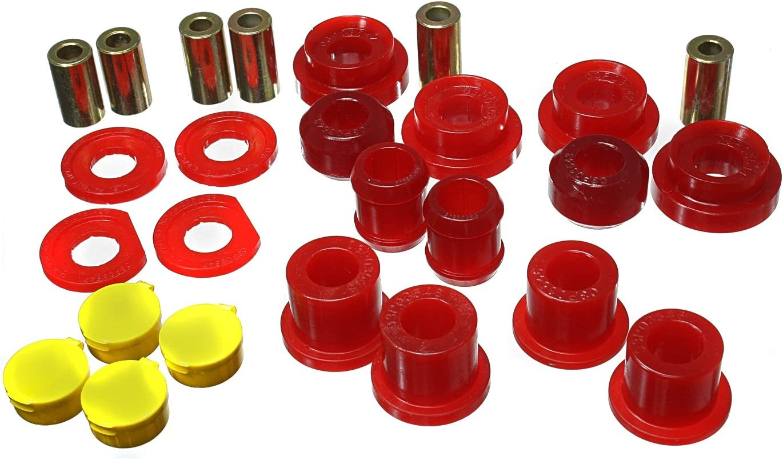 Energy Suspension 16.3122R Ft Control Arm Bushing Set