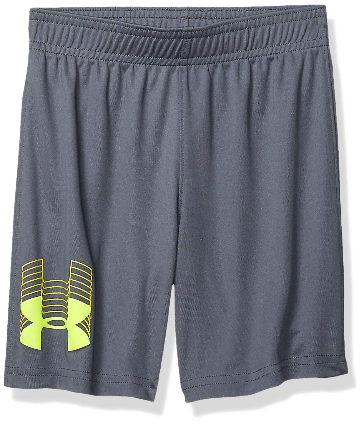 Under Armour Boys' Little Prototype Short, Dark Gray-S192 4