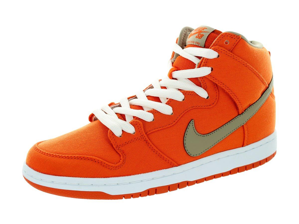 Nike Mens Dunk High Pro Sb Scarpe Da Skate Nero / Nero / Bianco 12 Giorni (m) Us
