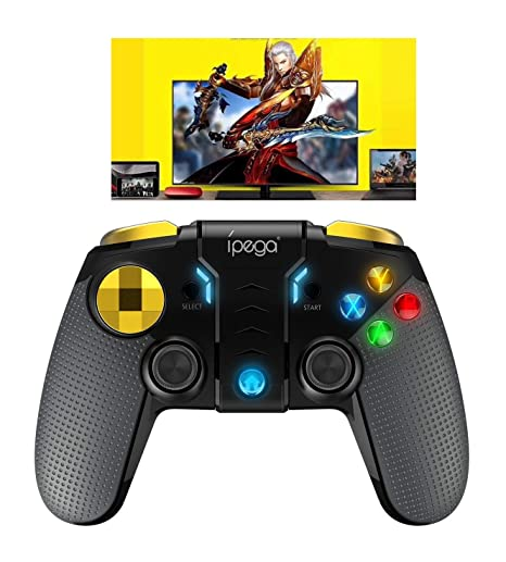iPEGA PG-9118 Wireless Gamepad Joystick Multimedia Game Controller Compatible iPhone8//XR//XS for Android Mobile Phone Tablet PC Android TV Box