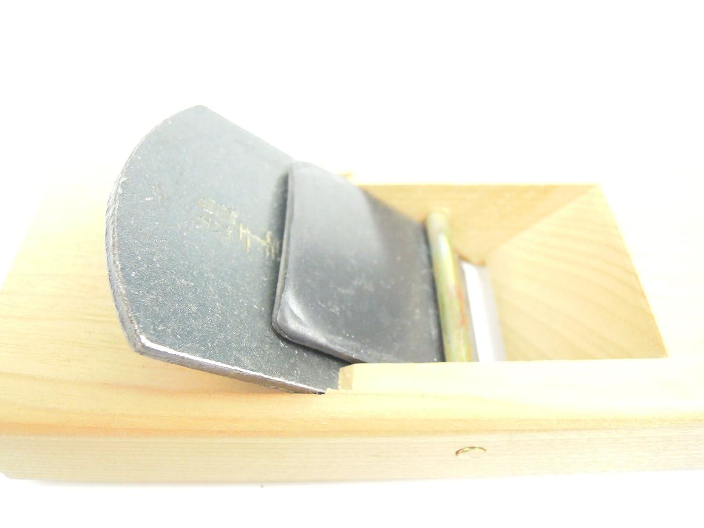 Doppia lama piccola pialla 40 mm x 210 mm.