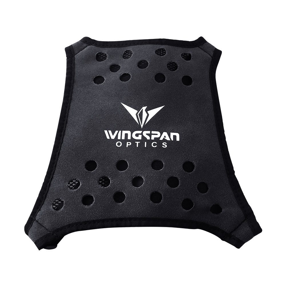 Wingspan Optics Harrier - Bird Watching Binocular Harness Strap. Better Bird Watching Adventures by Having Binoculars Within Reach for Quick Views. Removes Neck Strain from Carrying Heavy Binoculars. by Wingspan Optics (Image #6)