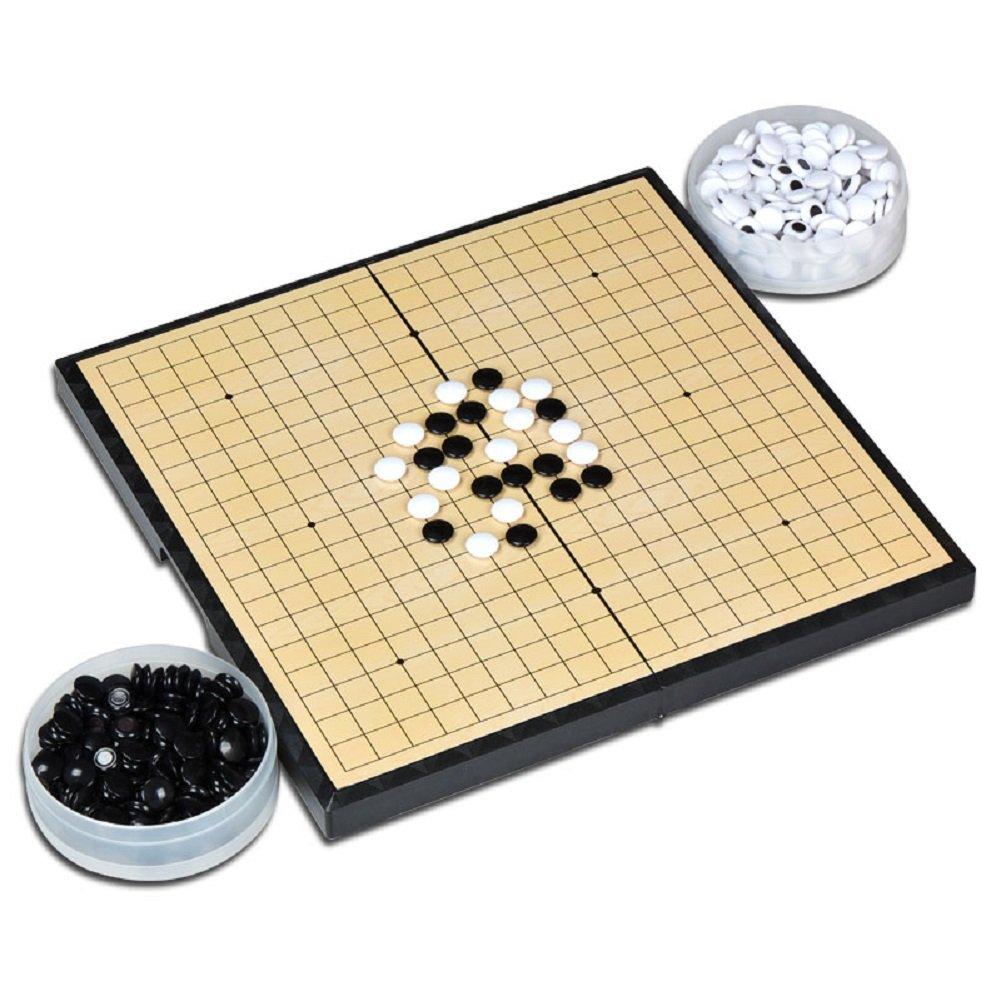 【2018?新作】 Magnetic Go Game Set with Go Board Board (14.6