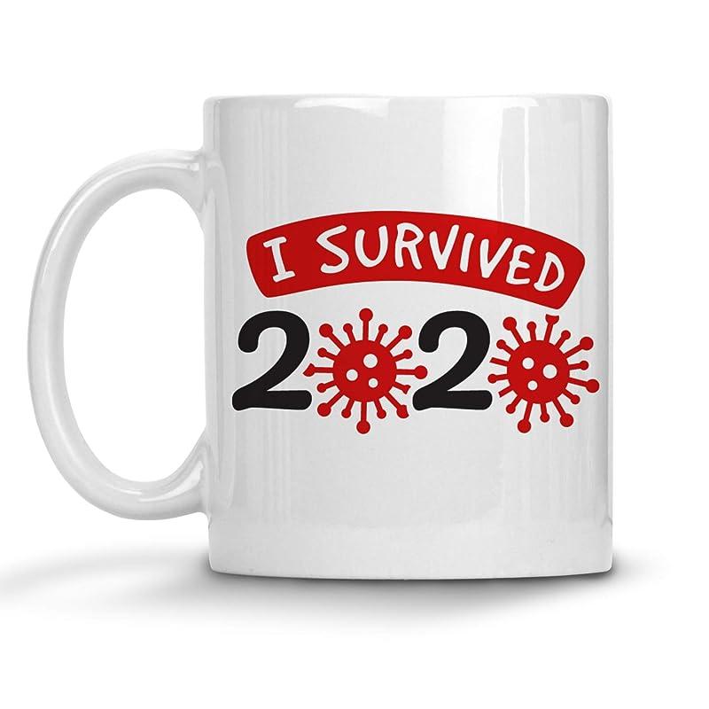 I Survived 2020 Mug Handmade Amazon Com