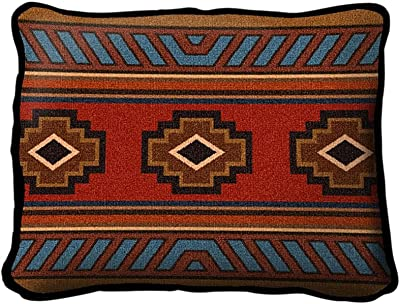 Pure Country Weavers Chimayo Tapestry Pillow