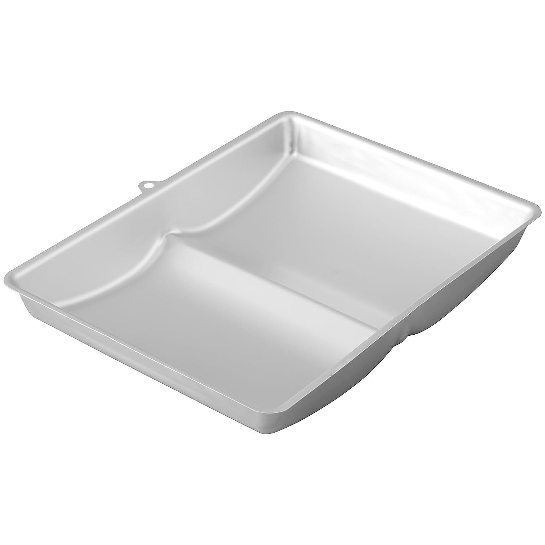 Wilton Large Aluminum 3D Book Cake Pan