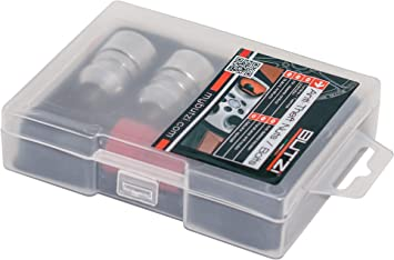 Sumex Bza1250 Set Von Vier Muttern Diebstahlsicherung Bb Auto