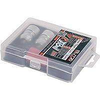 SUMEX BZA1250 Juego de Cuatro Tuercas antirrobo, Quality, 12 x 1,5