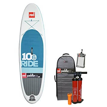 "Red Paddle Co Ride 106"" x 32"" Tablas Paddle Surf hinchables,"