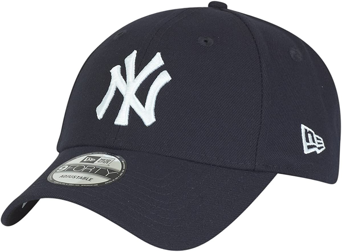 MLB The League New York Yankees Game 9Forty Adjustable Cap : Sports Fan Baseball Caps : Clothing