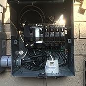 Schneider electric p543 manual transfer