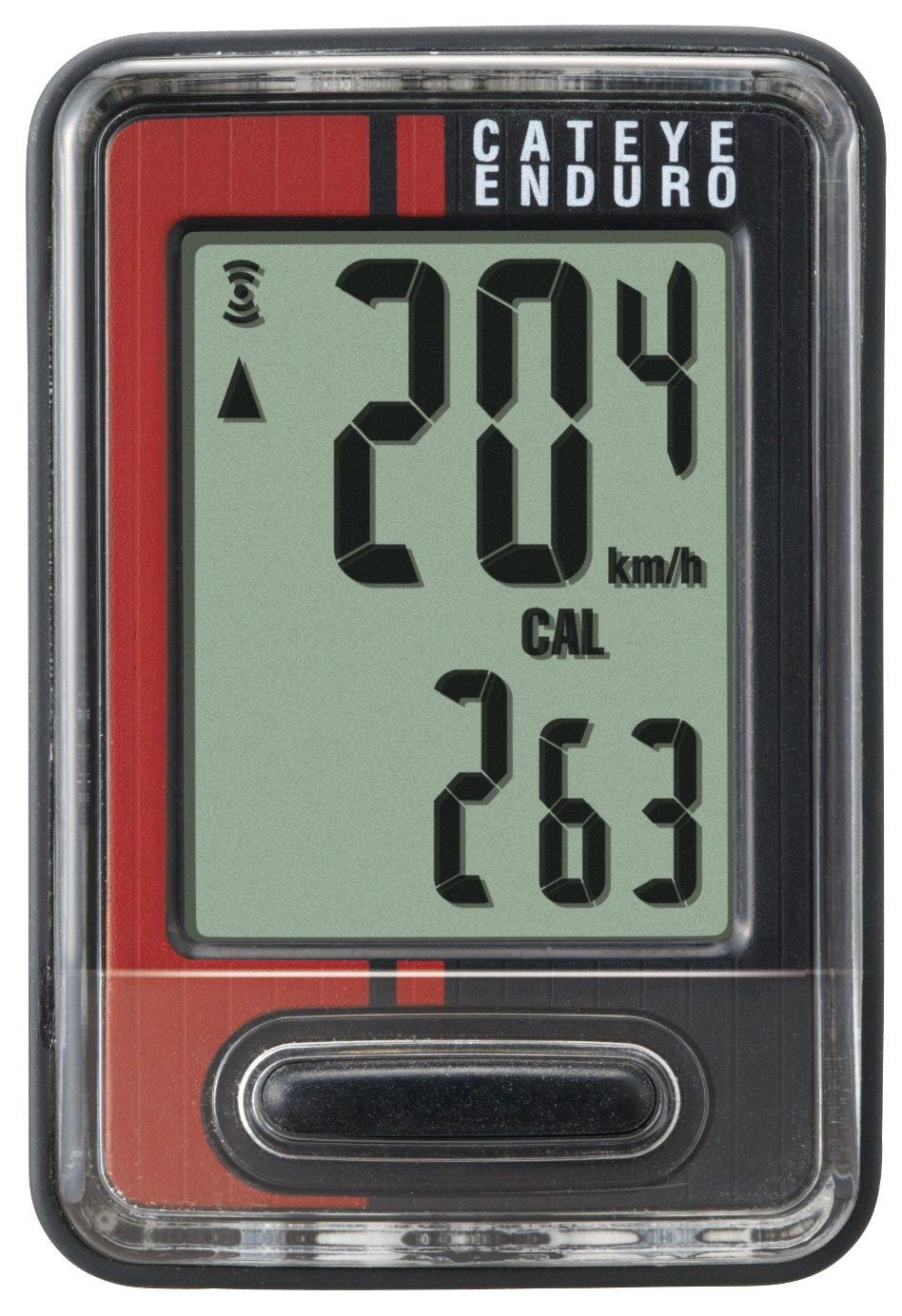 Cat Eye - GPS de ciclismo, sensor de velocidad, cuenta calorías Cateye FA003524053