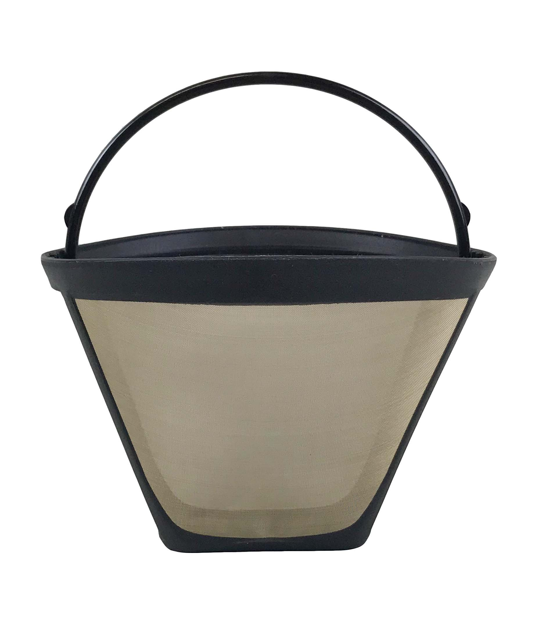 Think Crucial Replacement for Ninja Coffee Filter Fits Coffee Bar, Washable & Reusable