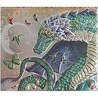 Cuaderno Block & Mirror. Dragón